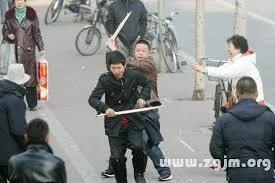恐慌!中国基层公职人员竟成高危职业