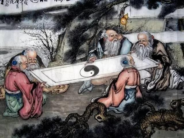 中国四张神秘图流传千年 人类至今未能参透