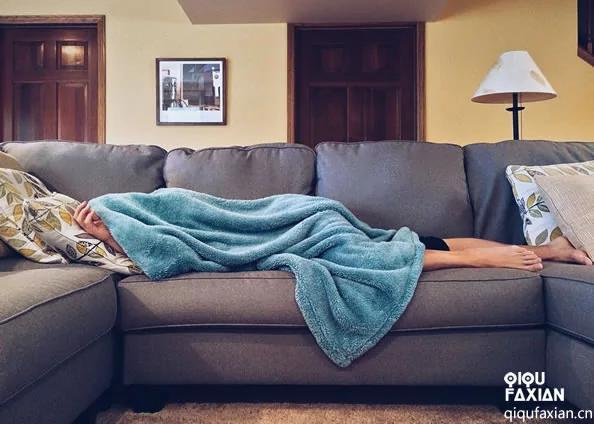 睡满了8小时为什么还是越睡越累