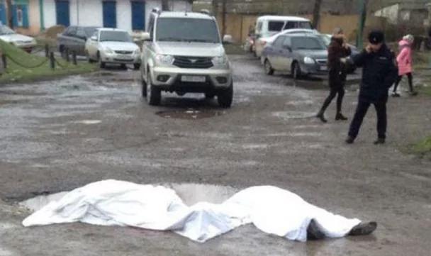 俄罗斯爆街头屠杀!5死5伤枪手被击毙