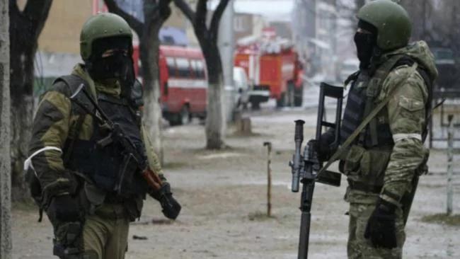 俄罗斯教堂发生枪击 枪手被击毙