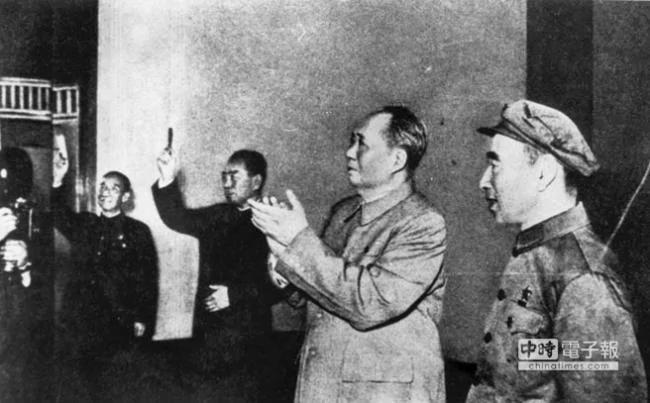 谜团:戴笠殉职后 林彪立场转变?