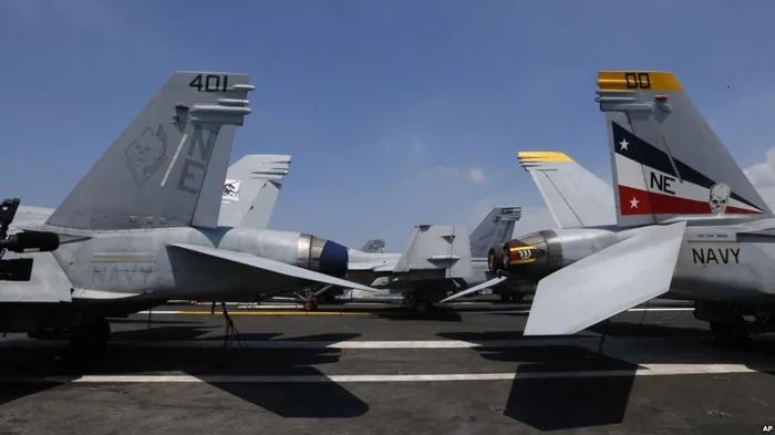 中共在南中国海已有7个军事基地 美将采取更多行动