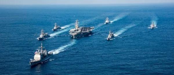 中共持续压迫台湾 美专家:川普应宣示台海为国际公海