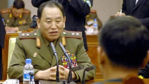 朝鲜执政的劳动党统一战线部长金英哲