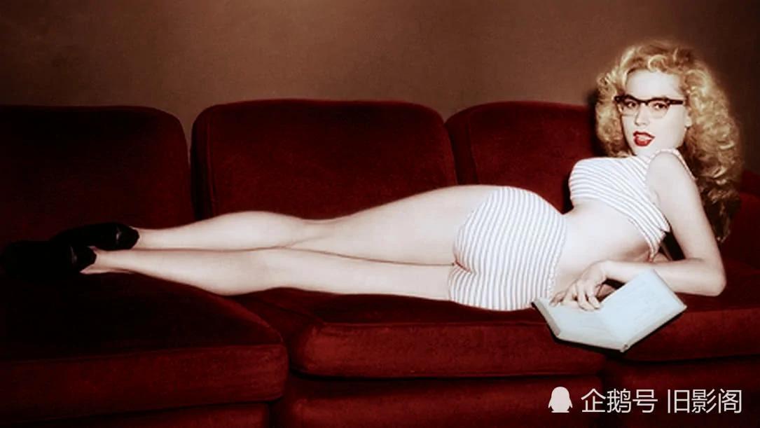 第一位全球超级名模腰围1尺4的金发女郎