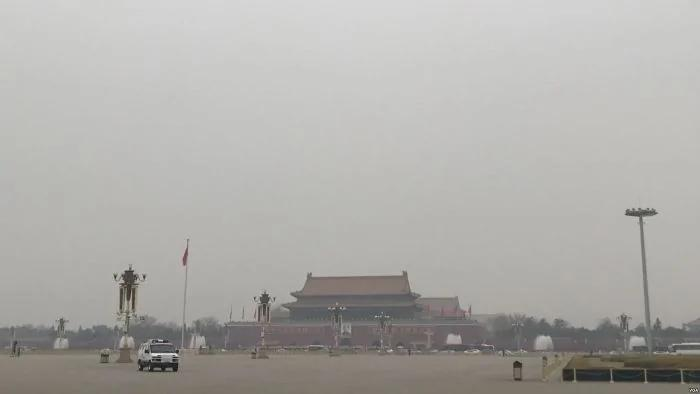 VOA 中共政协开会 修宪及任期制话题敏感