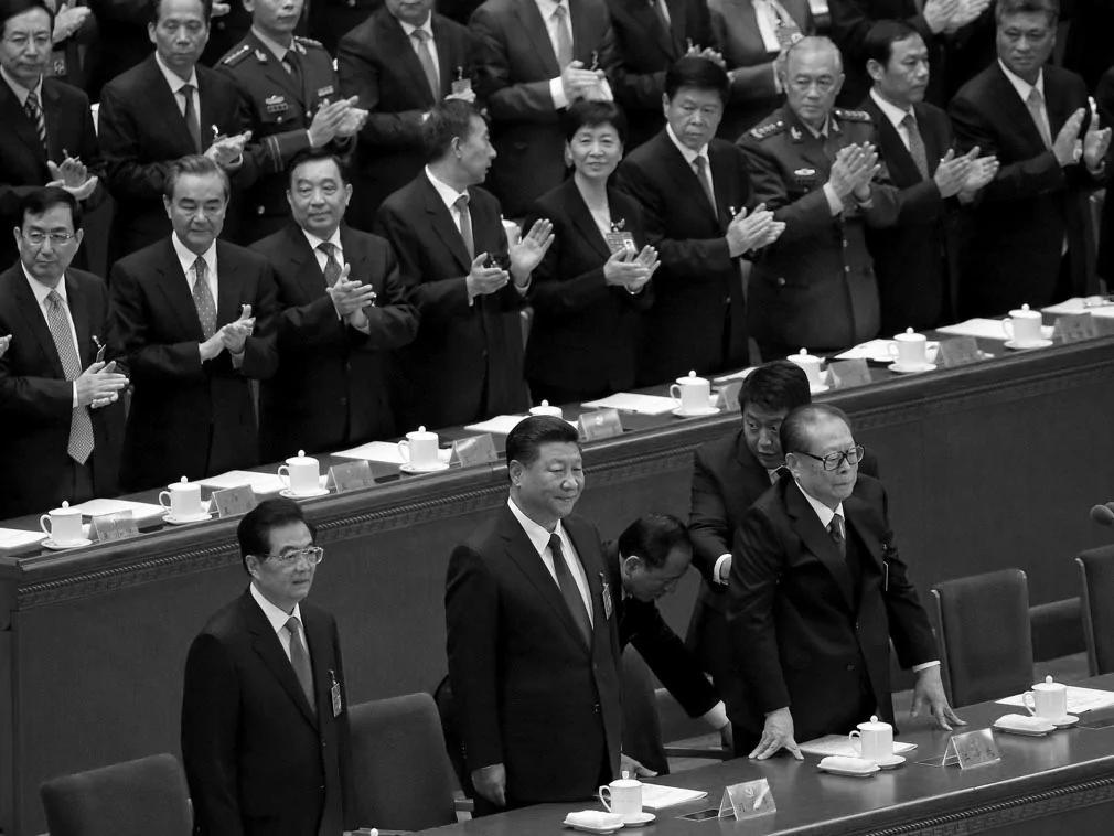 太子党罗宇两会期间发声 习修宪江支持 必然答应这两条