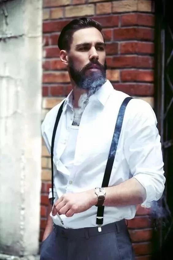 不打領帶時 應該穿什麼樣的襯衫?