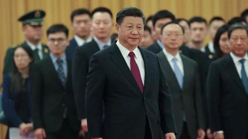 习当选国家主席竟有1票反对 如此警示敲打重庆官员