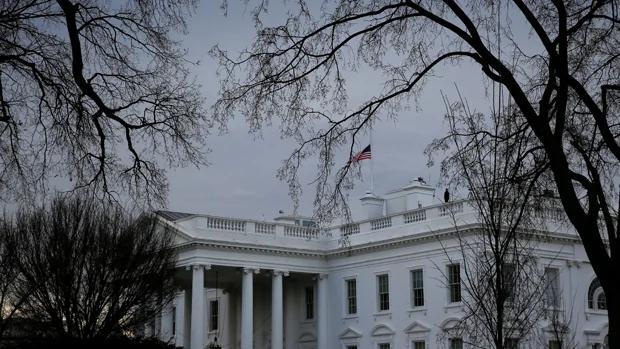美国国会通过的法案,白宫须在十内签署送回国会,但总统特朗普仍未签署《台湾旅行法》。(路透社资料图片)