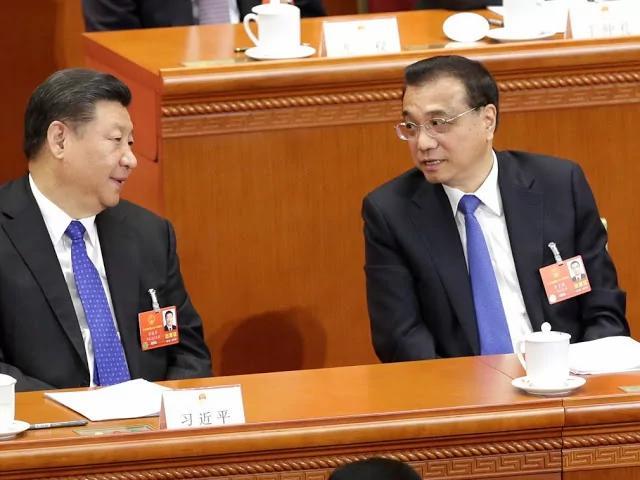 副总理比总理还强?李克强身居5大要职 刘鹤位子难坐