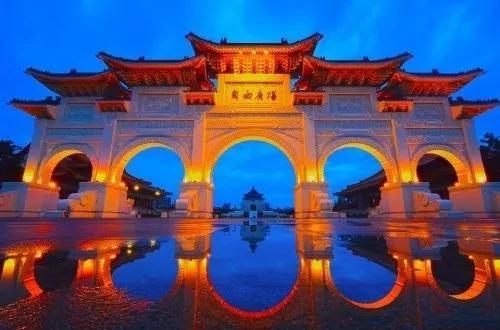 台灣 人與人的溫度永遠在體溫之上