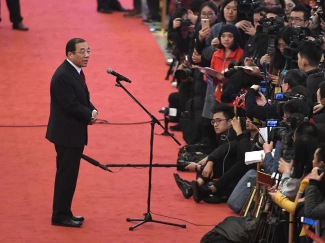 两会后他是全中国最害怕的人 还负责监控王沪宁赵乐际