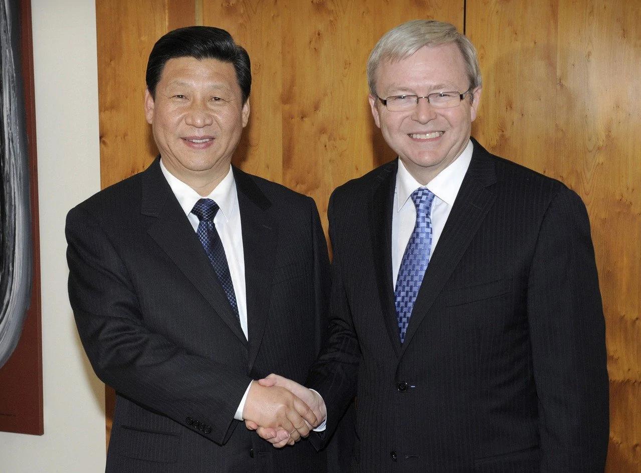 澳前总理陆克文:西方没搞懂习近平的地方