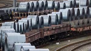 欧盟在钢铁贸易斗争中倒向美国