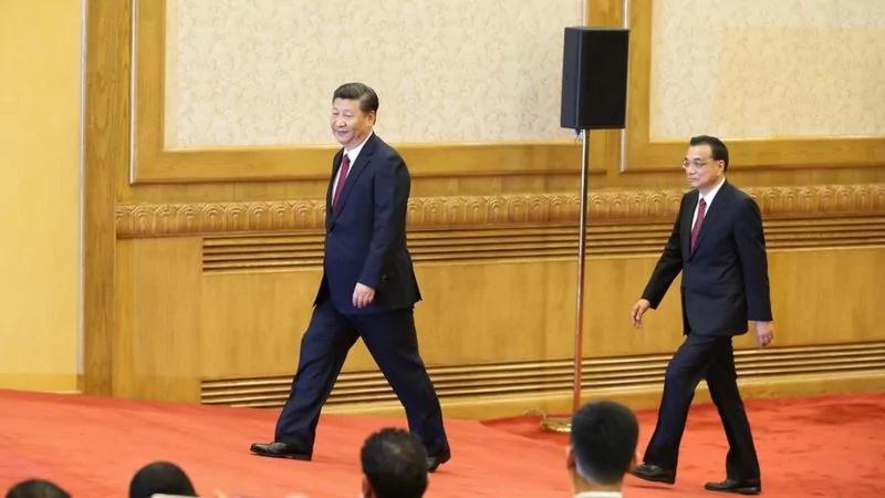 """习近平""""小组治国""""体制升级"""