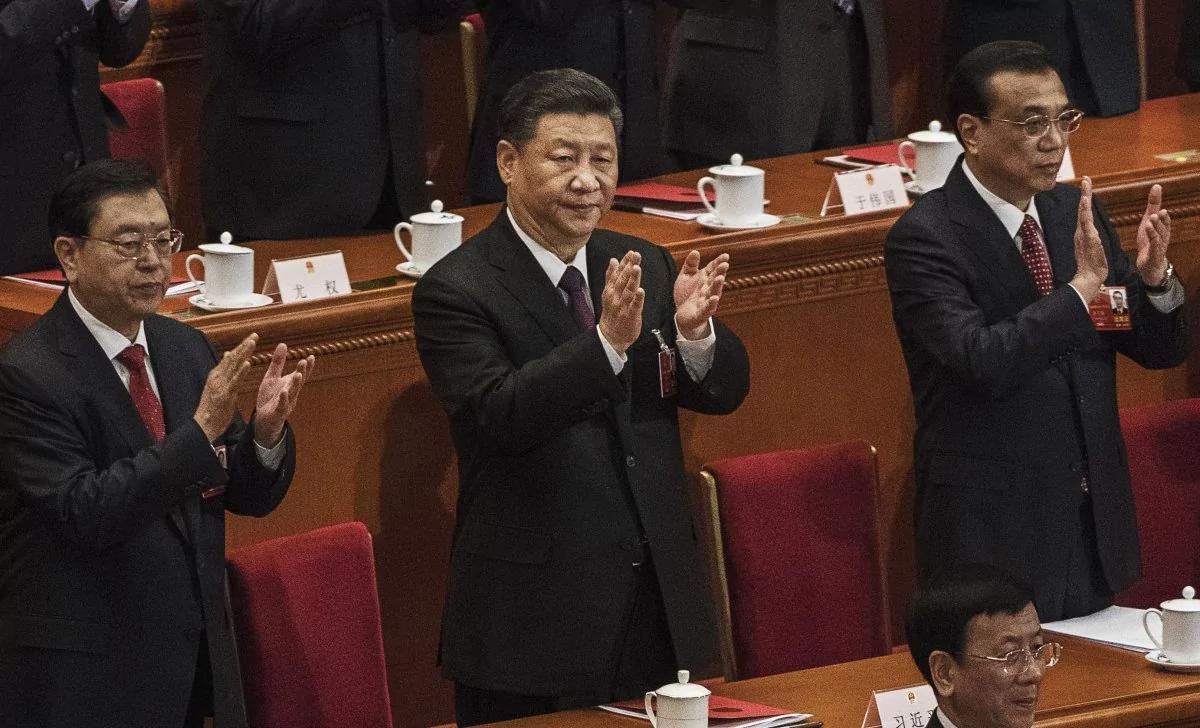 中国领导人为贸易摩擦打圆场 但在台湾问题上立场强硬