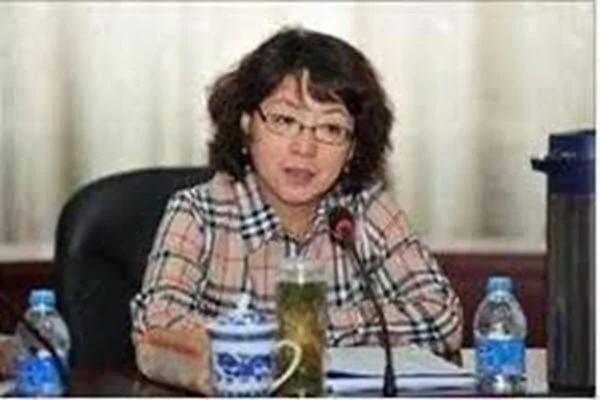 """张高丽的""""城建女总管""""获刑18年 贪腐细节曝光 触目惊心"""