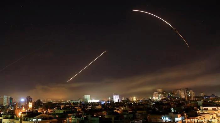 错误警报使叙防空部队进入最高戒备?