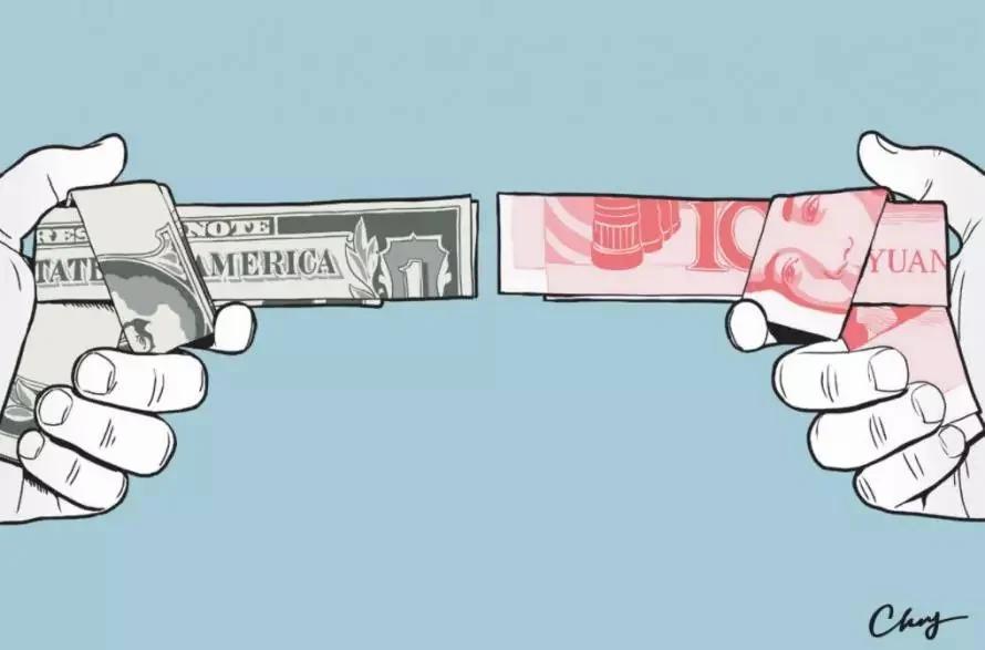 突发!炮轰人民币 彻底封杀中兴 美中贸易大战升级金融战!