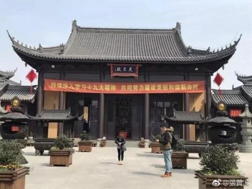 中国有干净的寺院吗?都被这个东西玷污了