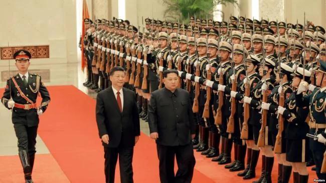 罕见举动 金正恩拼命修复与北京的关系