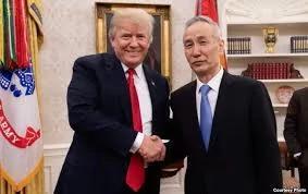 中共央视突发快讯:中美贸易谈判「富有成果」