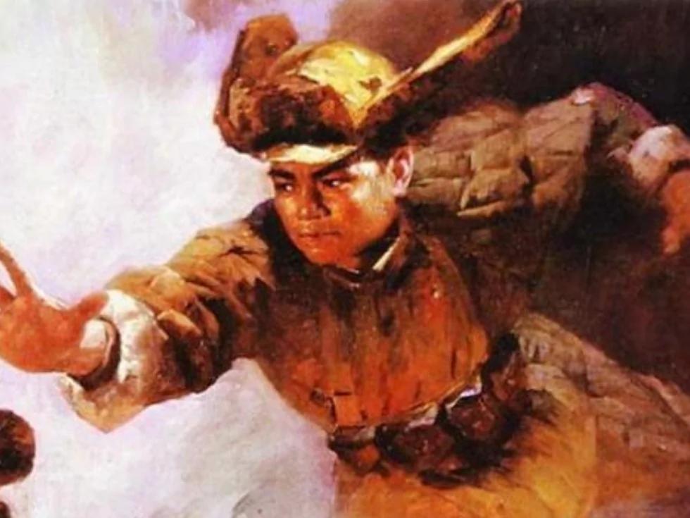 黃繼光堵槍眼真偽:新華社自相矛盾三版本 共產黨革命美學的秘密(圖)