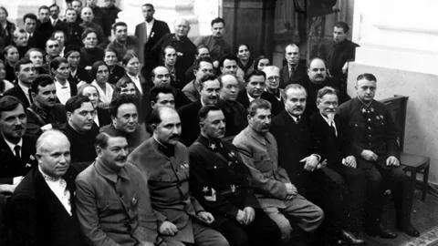 斯大林高級打手們的下場 臨死一句話警示中共高官(圖)