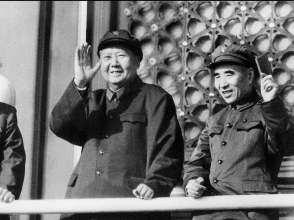 汪东兴真实身份:林彪在毛泽东身边的卧底