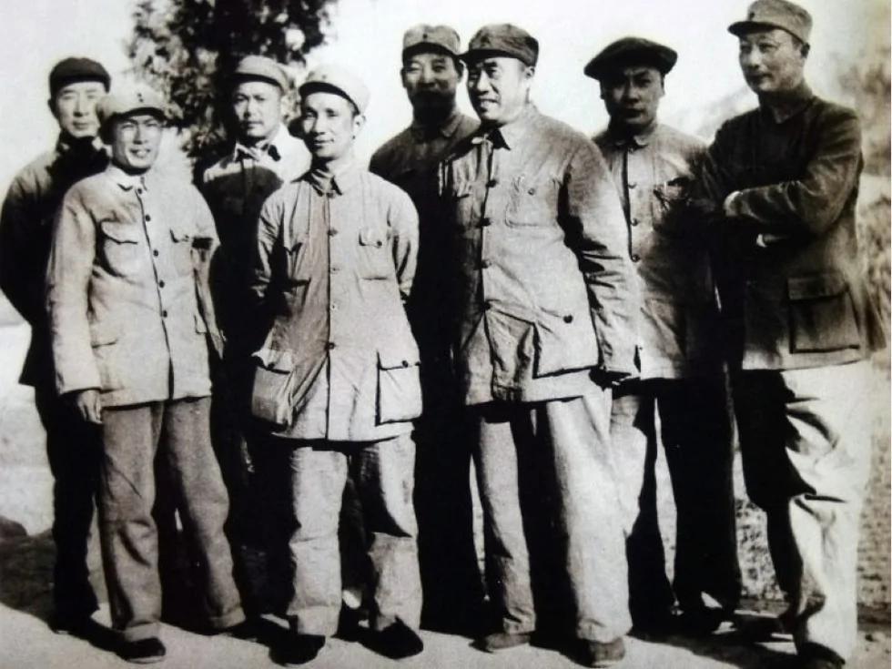 粟裕抱憾離世真相:遭聶榮臻刁難(圖)