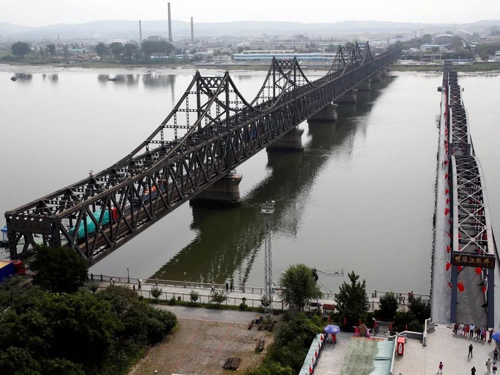 朝鮮殘酷處罰脫北者:鐵絲穿鎖骨後槍決(圖)