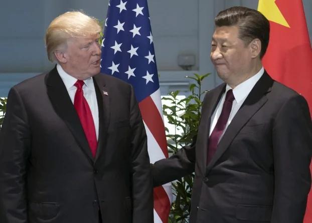 """川普:与中共只作""""实质性""""谈判"""