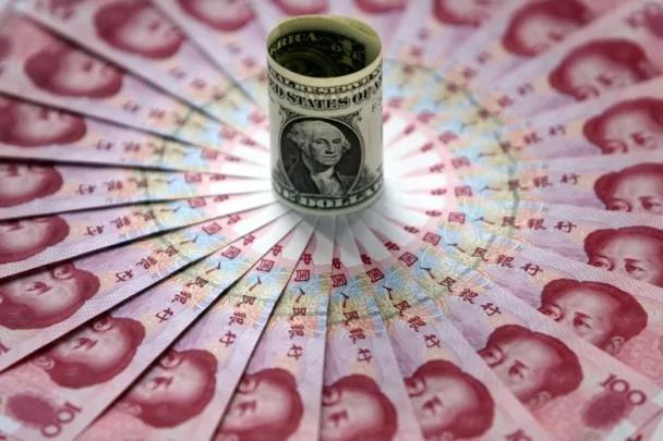 中美贸易战:人民币连跌穿4关