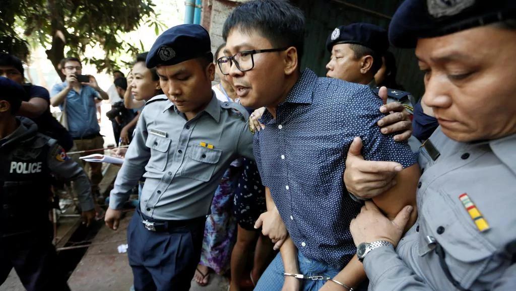 佛国缅甸捉缅奸依法治国演义