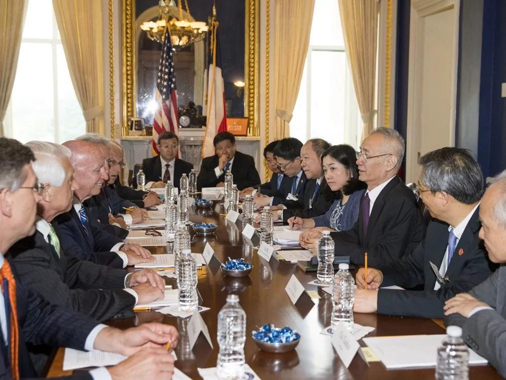 中美宣布停止贸易战 美专家:短暂的和平