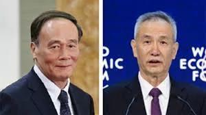 王岐山或6月访美 负两项使命 党媒对中共让步拚命辩白
