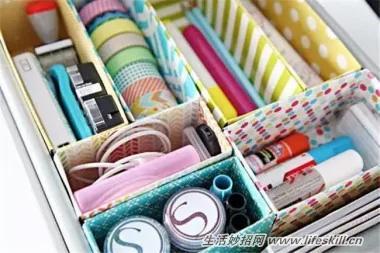 外國媽媽創意又聰明的收納法 讓居家不再亂糟糟!