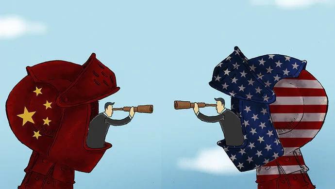 中共贸易超限战打得美国尸横遍野!中兴为何敢裹挟政府?
