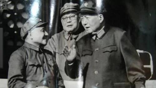 李锐谈中共元老:邓小平是半个毛泽东