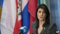 美国退出联合国人权理事会 称中共等成员国严重践踏人权