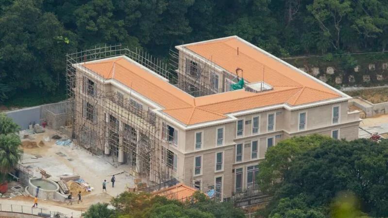 马云和马化腾香港豪宅曝光:二马相比谁更壕?