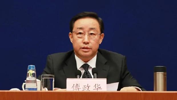 传媒追问王全璋情况 新任司法部长只说依法处理