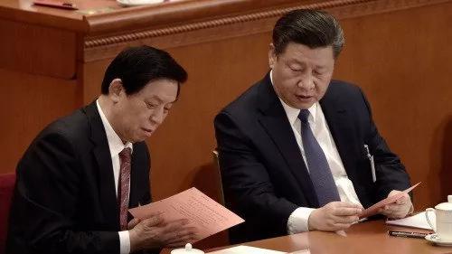"""网络曝光习近平的6个""""死党"""" 现状如何"""