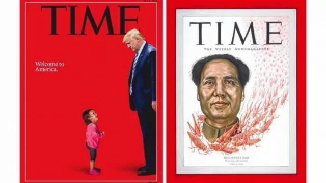 陶杰:时代周刊封面